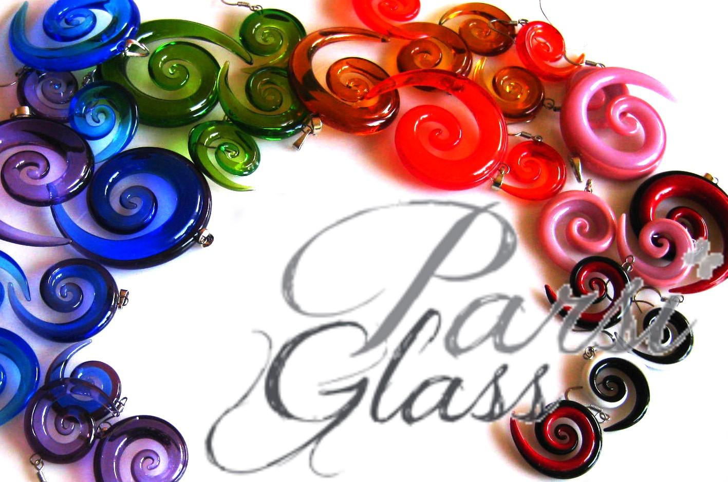 Kamila Parsi, atelier skla, autorský šperk, sklo, dekorace, Parsi Glass